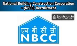 National Buildings Construction Corporation - NBCC