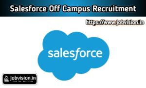 Salesforce Off Campus Drive