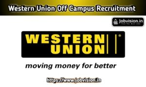 Western Union Off Campus Drive