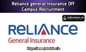 Reliance General Insurance Off Campus Drive