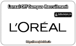 Loreal Off Campus Drive