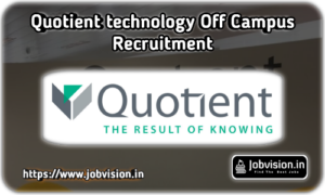 Quotient Technology Off Campus