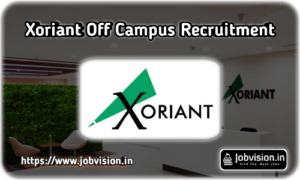 Xoriant Recruitment
