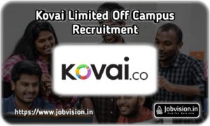 Kovai Off Campus Drive