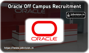 Oracle Recruitment