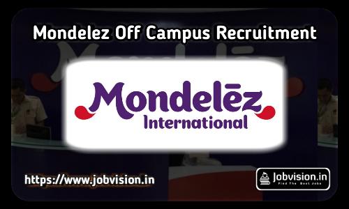 Mondelez Off Campus Drive 2021
