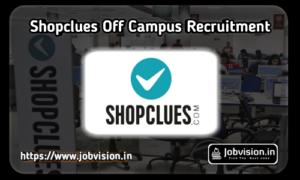 ShopClues Off Campus Drive