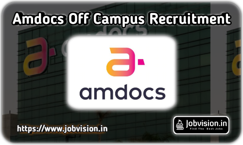 Amdocs Off Campus Drive 2021