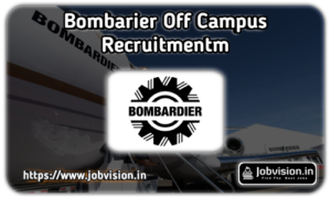 Bombardier Recruitment 2020
