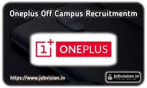 OnePlus Off Campus Drive