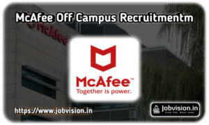 McAfee Recruitment