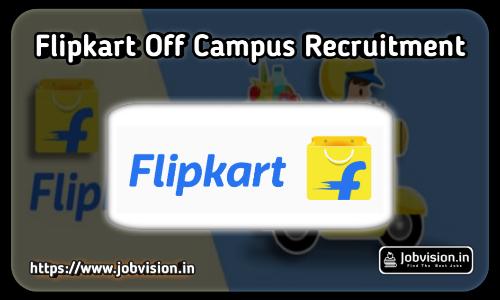 Flipkart Recruitment