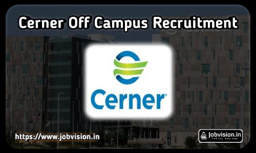 Cerner Off Campus Drive 2021