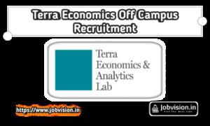 Terra Economics Off Campus Drive 2020