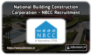 NBCC India Recruitment 2020 | National Buildings Construction Corporate