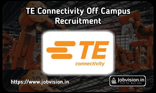 TE Connectivity Recruitment 2021