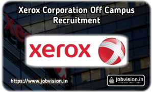 Xerox Corporation Off Campus Drive