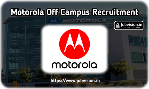 Motorola Off Campus Drive 2021