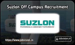 Suzlon Energy Recruitment