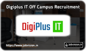 DigiPlusIT Software Off Campus Drive