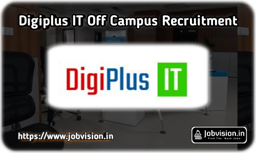 DigiPlusIT Software Off Campus Drive 2021