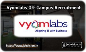 Vyom Labs Walk-in Drive