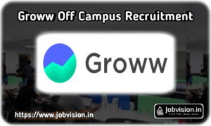 Groww Off Campus Drive