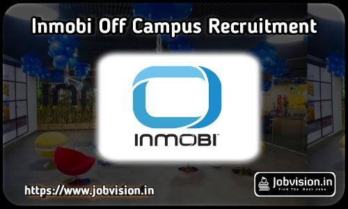 Inmobi Off Campus Drive 2021