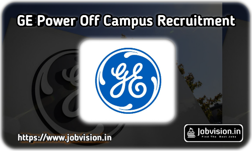 GE Renewable Energy Off Campus Drive 2021