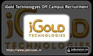 iGold Technologies Off Campus