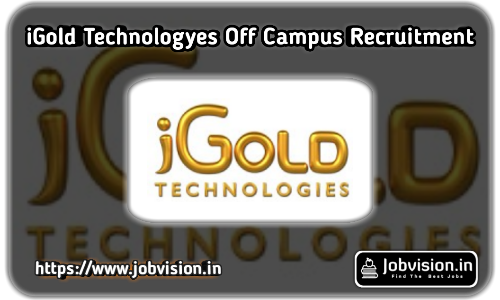 iGold Technologies Off Campus Drive 2021