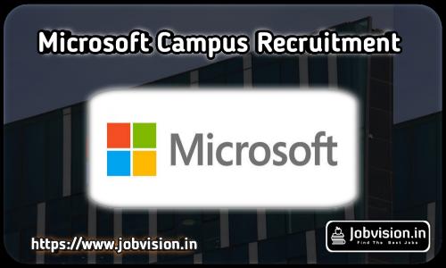 Microsoft Internship 2021