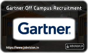 Gartner Freshers Recruitment