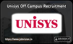 Unisys Off Campus
