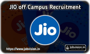 Reliance Jio Off Campus Recruitment