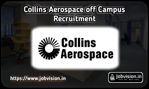 Collins Aerospace Recruitment 2021