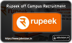 Rupeek Off Campus Drive