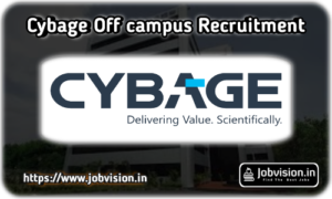 Cybage Off Campus Drive
