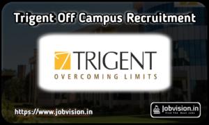 Trigent Off Campus Drive