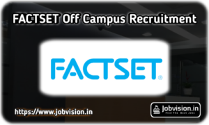 FactSet Recruitment