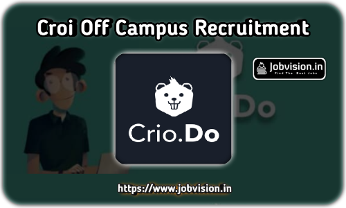 Crio Off Campus Drive