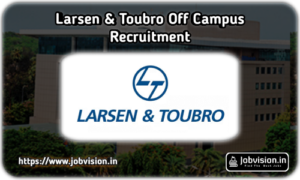 Larsen & Toubro Recruitment