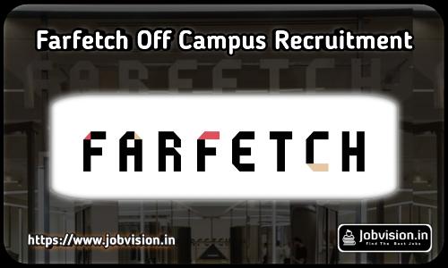 Farfetch Off Campus Drive
