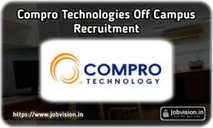 Compro Technologies Off Campus Drive