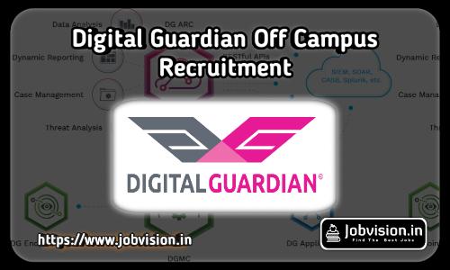 Digital Guardian Off Campus Drive