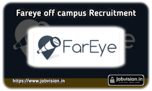 FarEye Off Campus Drive
