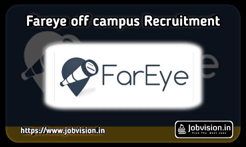 FarEye Off Campus Drive