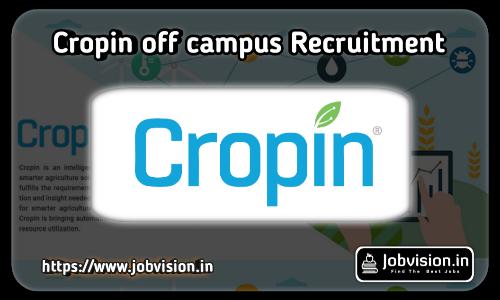 Cropin Off Campus Drive