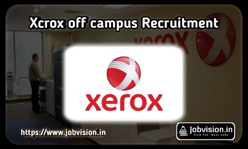Xerox Corporation Off Campus Drive 2021