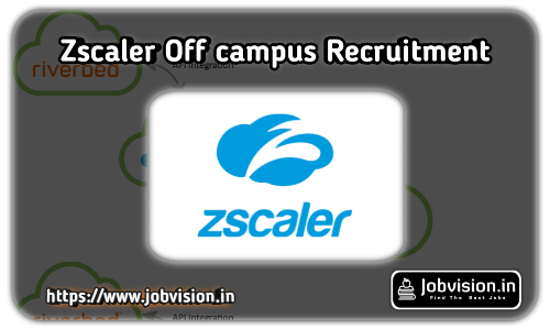 Zscaler Off Campus Drive 2021